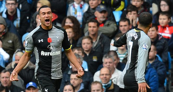 Steven Caulker: Hoping for derby joy at the Emirates