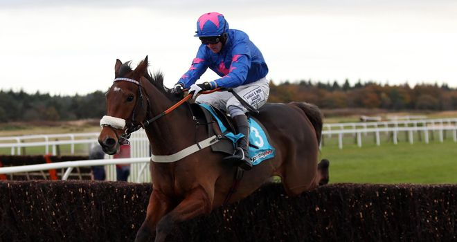 Cue Card: King George hopeful