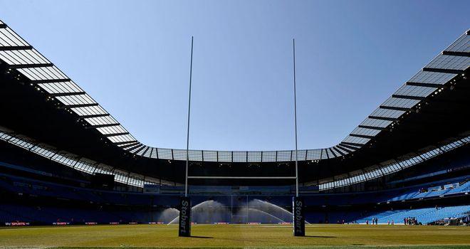 Etihad Stadium: Will host rugby league's finest again