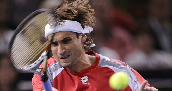 David Ferrer: Only seed left standing in the last four of the tournament