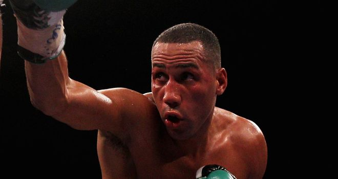 James DeGale: Too strong for Colombia's Fulgencio Zuniga