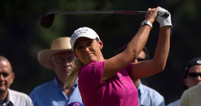 Christie Kerr: Mexican title ends two-year trophy drought