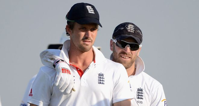 Matt Prior: Has backed Nick Compton to put his struggles behind him