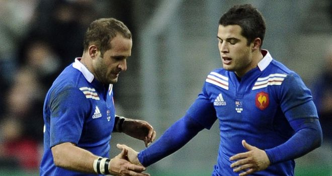 Frederic Michalak: Hails great win over Australia