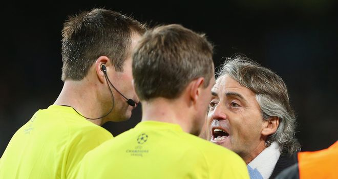 Roberto Mancini: Manchester City manager frustrated after midweek draw with Ajax