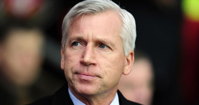 Alan Pardew: Facing his toughest test at Newcastle