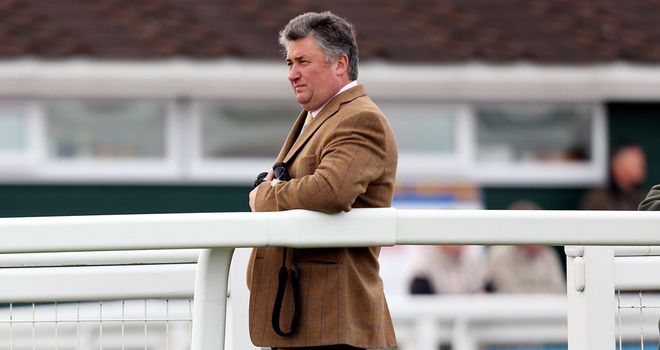 Paul Nicholls: Strong record of success at The Open