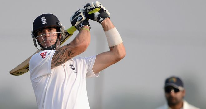 Kevin Pietersen: A steady show at the crease with occasional fireworks