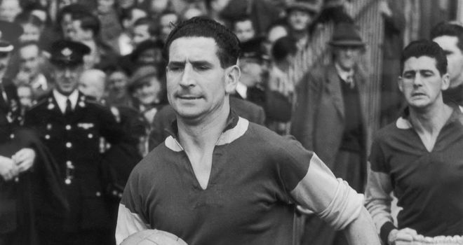 Ivor Powell: QPR legend has died at the age of 96