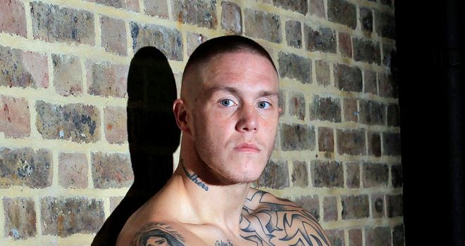 Terry Carruthers: Hoping to defy the underdog tag in Prizefighter