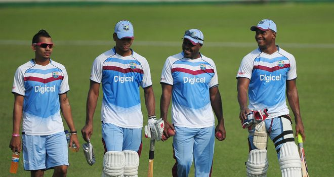 West Indies: triumphed 1-0 in the Test series in Bangladesh last year