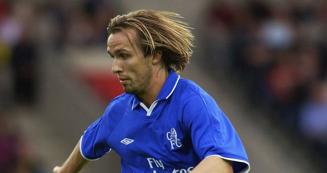 Boudewijn Zenden: Set for a new career at Stamford Bridge