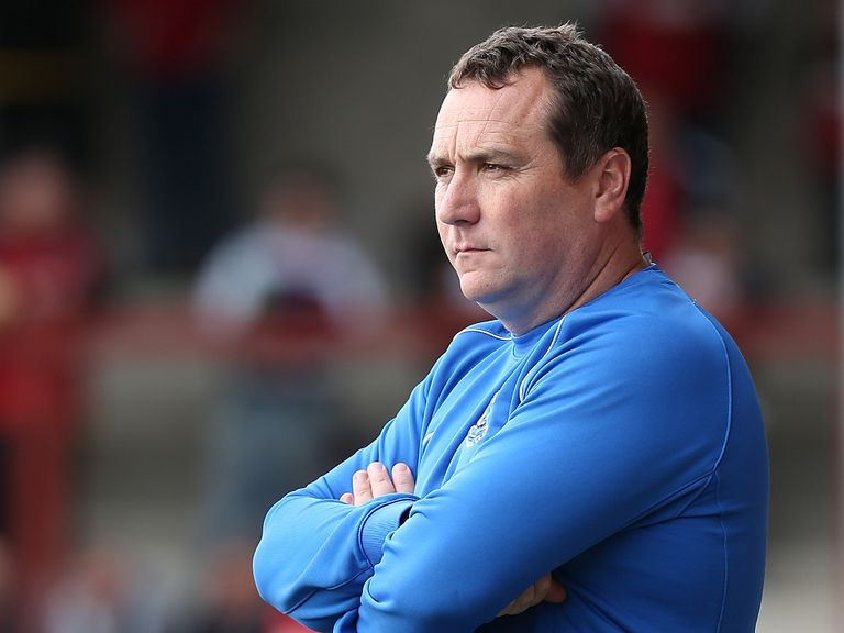Micky Mellon: Sacked by Fleetwood