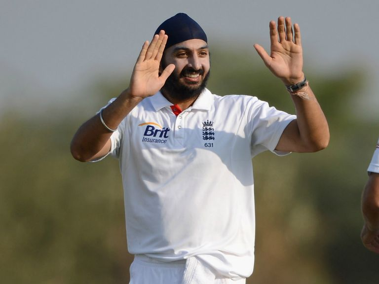 Monty Panesar: Delighed with his performances in Inida