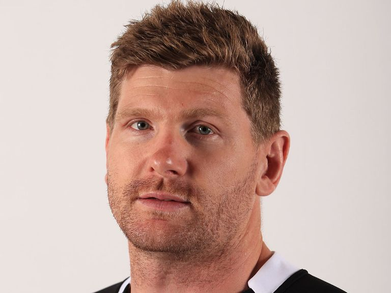 Thomson: Not included in the All Blacks team