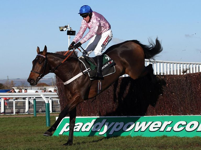 Captain Conan: Will it be the Arkle or the Jewson?