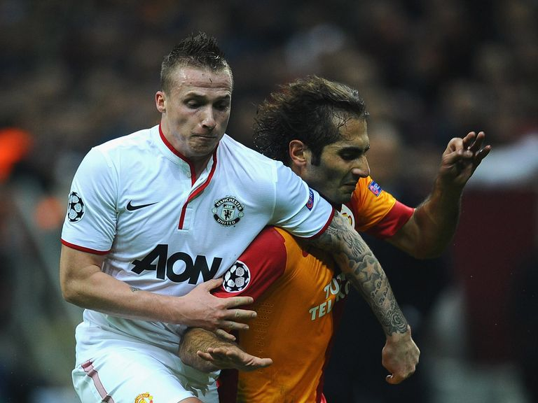 Alex Buttner: No knowledge of 6-1 defeat for United