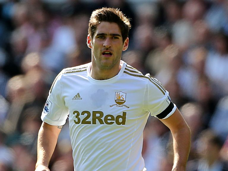 Danny Graham: Down to third choice striker at Swansea