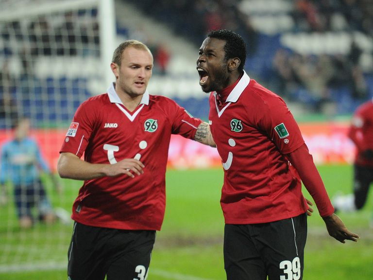 Mame Biram Diouf: Has entered the final year of his contract at Hannover