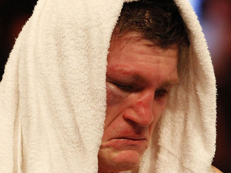 Ricky Hatton: Correct decision to retire