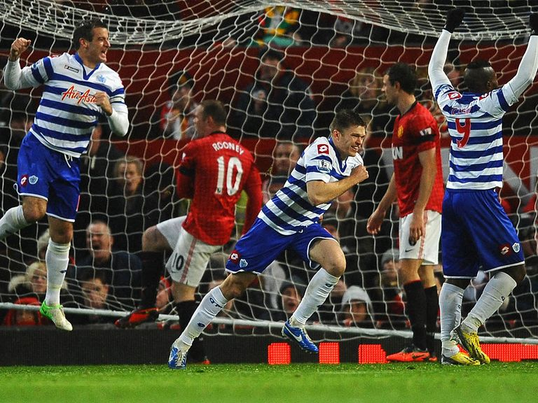 Jami Mackie had put QPR into the lead