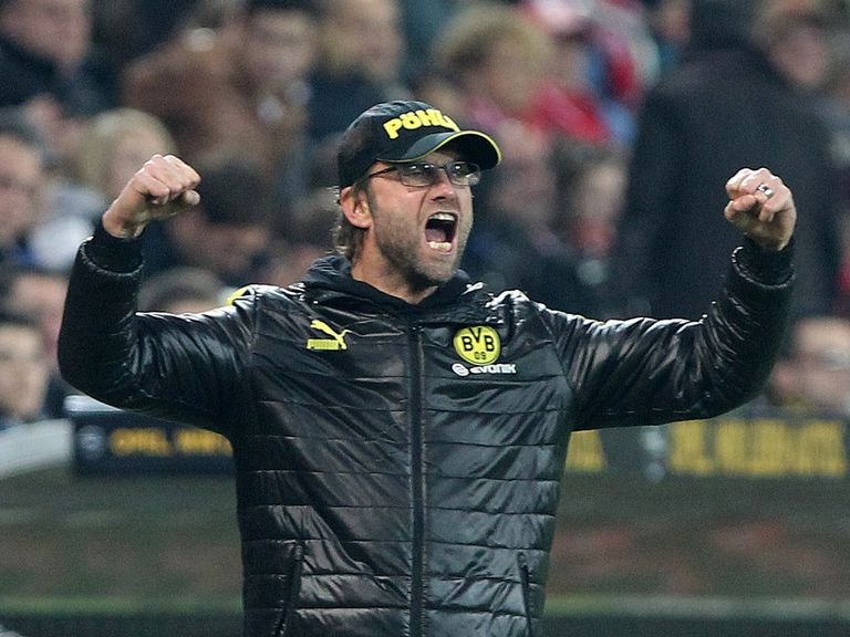 Jurgen Klopp: 'Winding Bayern up'