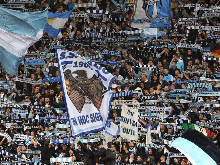 Lazio fans: Alleged 'anti-semetic' chanting against Spurs