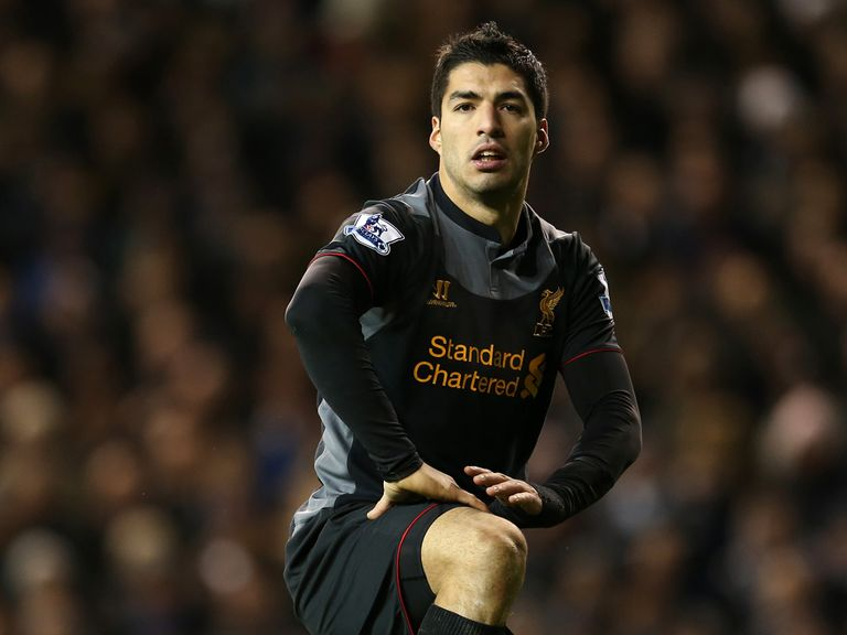 Luis Suarez is the man to rely on this Thursday