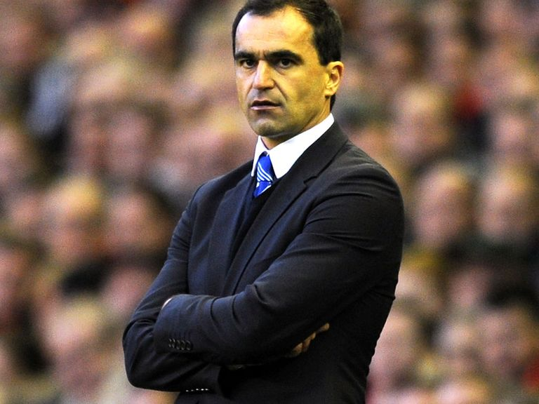 Roberto Martinez: Wary of wounded Newcastle