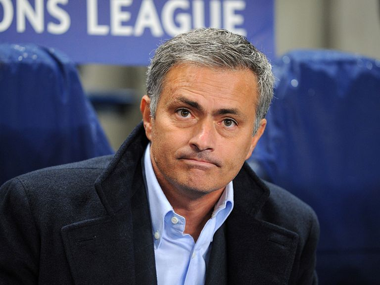 Jose Mourinho: Backed by his players