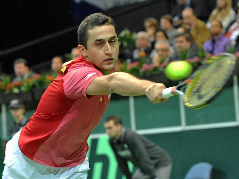 Nicolas Almagro: Will play Murray or Tipsarevic on Friday