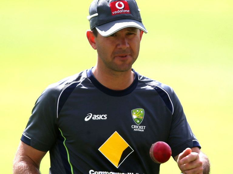 Ricky Ponting: Handed 'big honour'