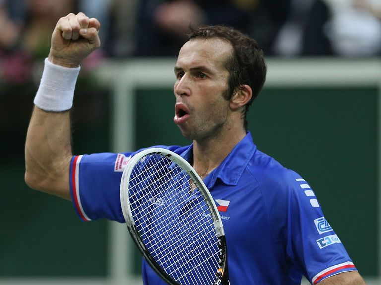 Stepanek: Got the better of Almagro