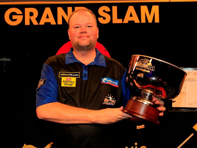 Raymond van Barneveld: Won the Grand Slam of Darts