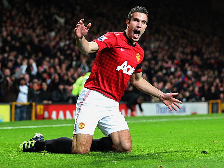 Robin van Persie: Has a big fan in Vorm