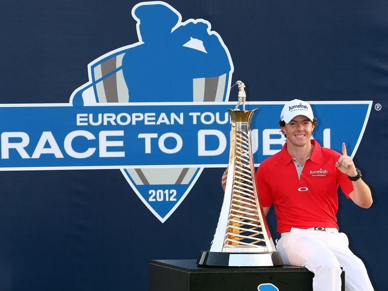 Rory McIlroy is favourite to repeat his 2012 heroics