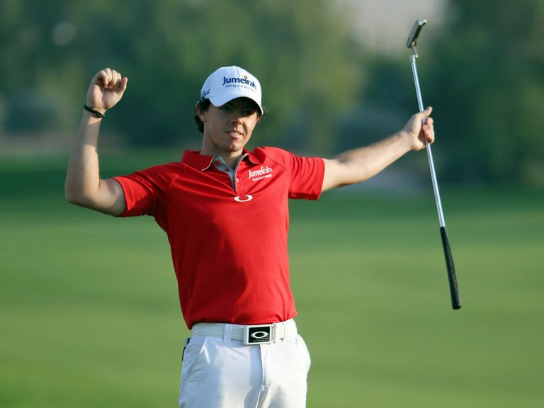 McIlroy: Player of the year