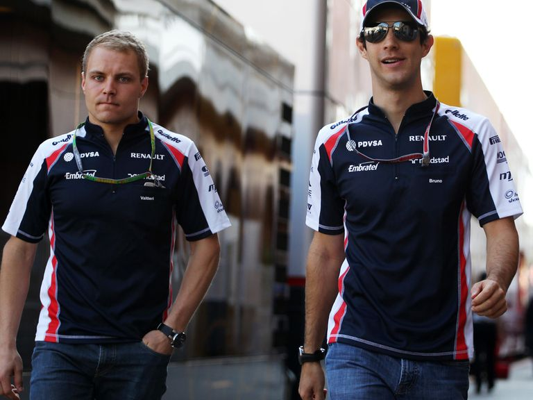Valtteri Bottas (left): Replaces Senna