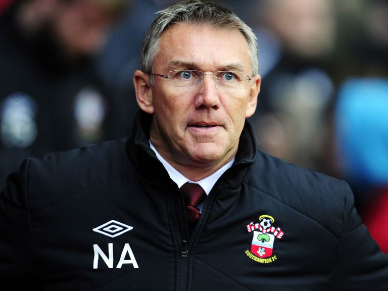 Nigel Adkins: Sees goals in his team