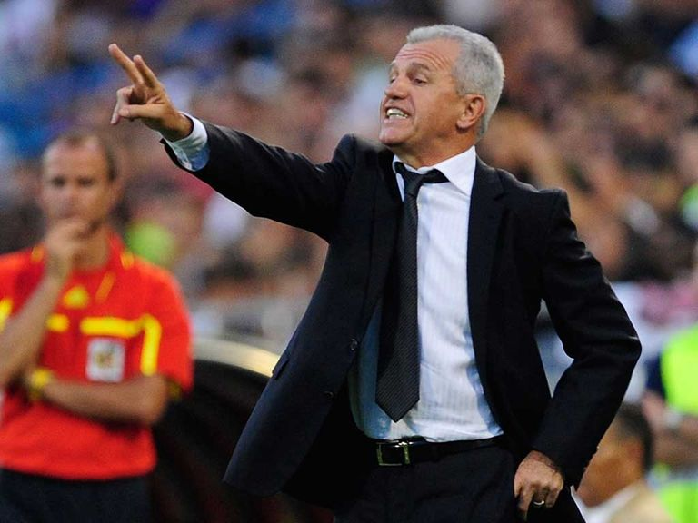 Javier Aguirre: New Espanyol coach