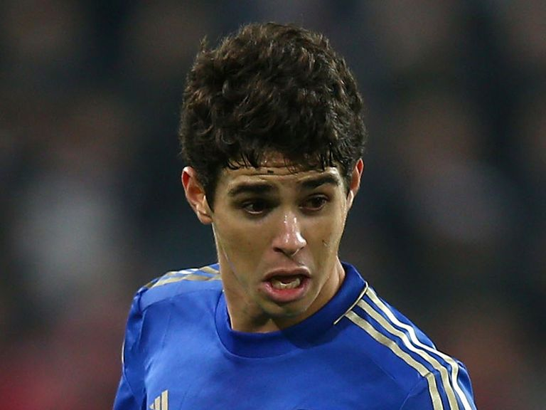 Oscar: Previous experience of Club World Cup