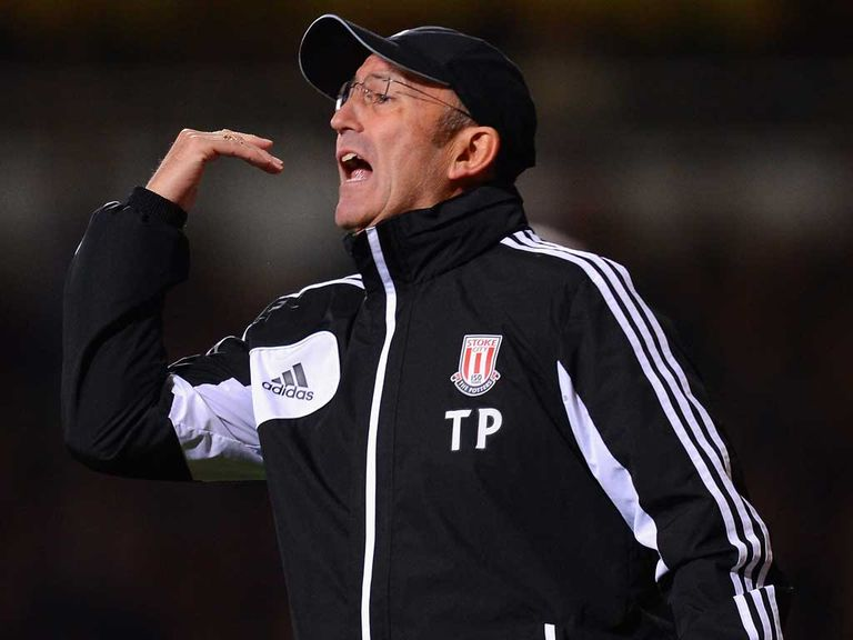 Tony Pulis: Highlighted the importance of home form