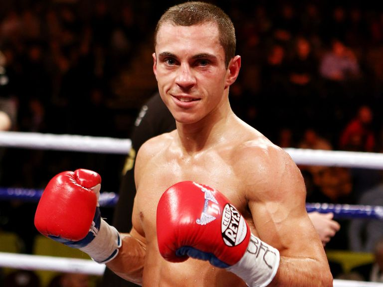 Scott Quigg: Wants a big fight in the USA
