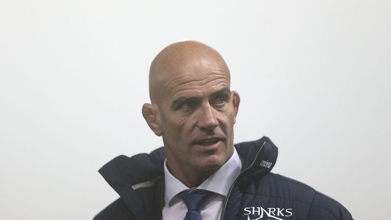 John Mitchell was pleased with Sale's character in their defeat to Toulon