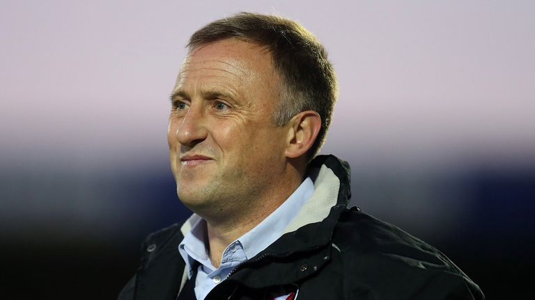 Mark Yates: Proud of the effort put in by his Cheltenham side this season