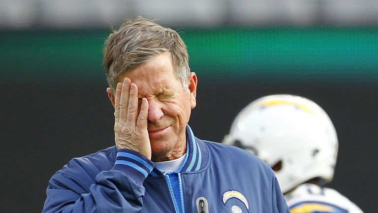 Norv Turner: paid price for 7-9 season in San Diego