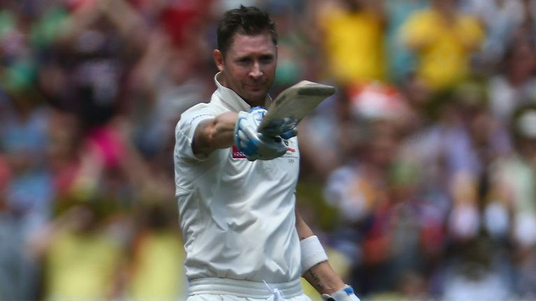 Michael Clarke: Will lead Australia out in Chennai on Friday