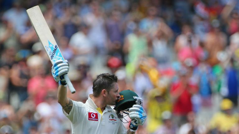 Michael Clarke: 1,595 runs in 2012 at 106.33.