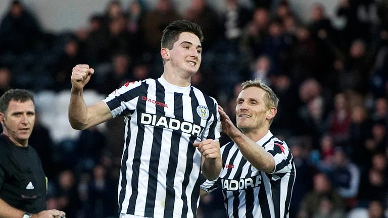 Kenny McLean: Another promising season despite St Mirren's struggles