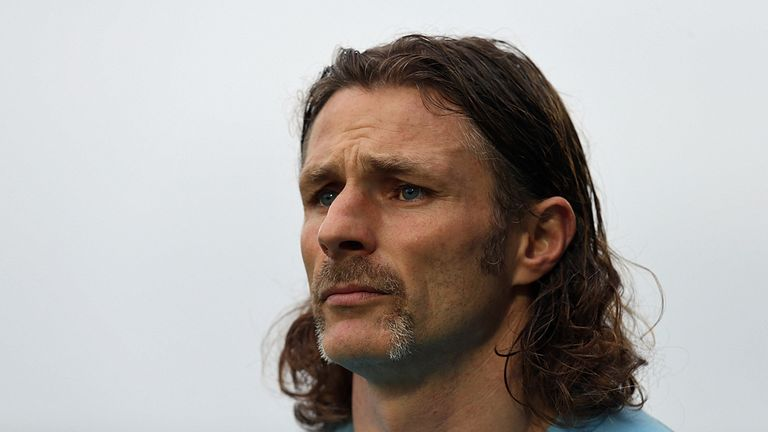 Gareth Ainsworth: Wants young duo to gain first-team experience